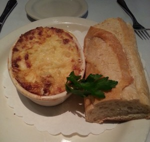 Crab and Artichoke Dip at Old Ebbitt Grill