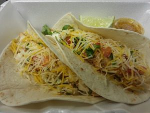 Chicken Tacos from Chef on Wheels