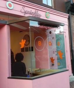 Sprinkles Cupcakes Georgetown