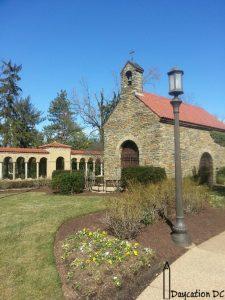 Franciscan Monastery DC Garden