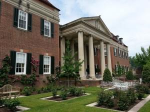 British Embassy Garden