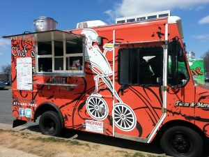 DC Food Truck Chef on Wheels