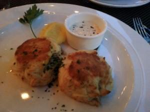 passion fish crab cakes