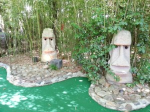 Woody's Golf Range Jungle